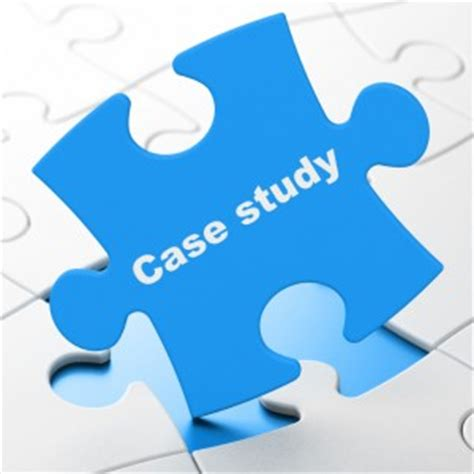 Writing a case study report in business